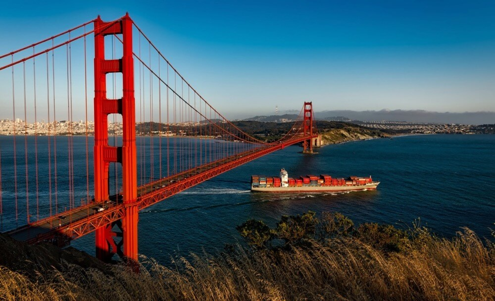 Adam Asar - Golden Gate Bridge Suspension San Francisco