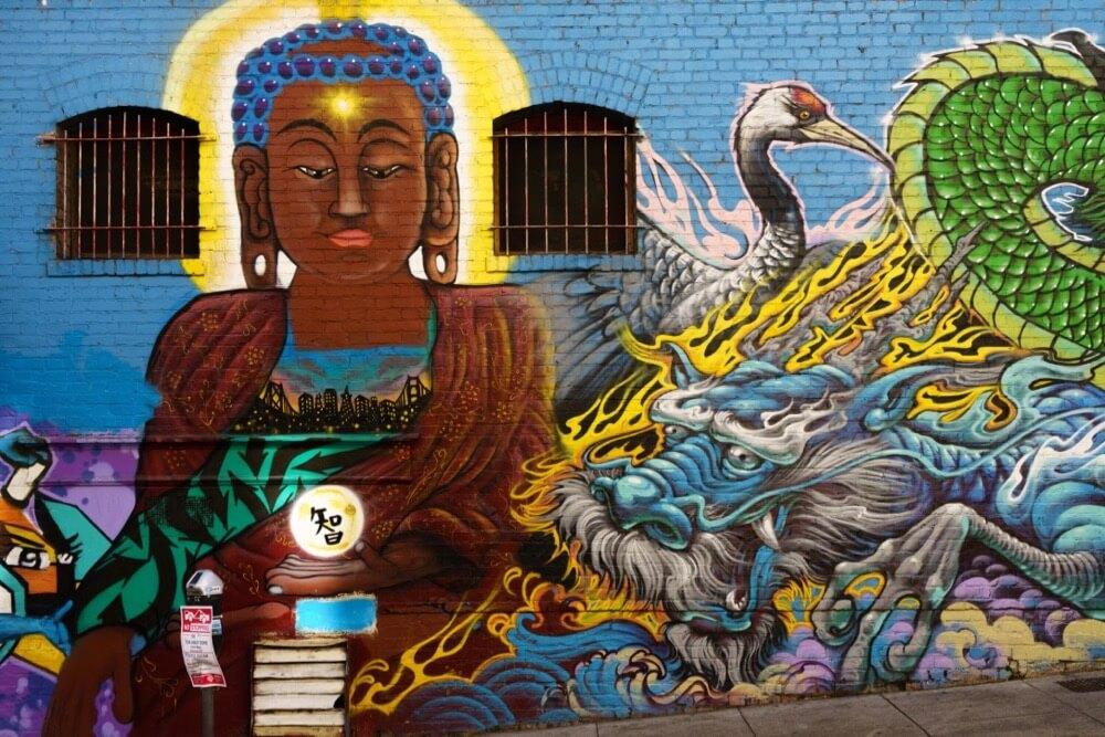 Dale Cruse - Chinatown