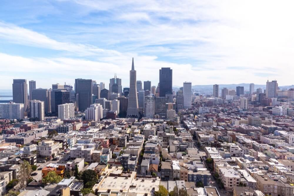 russellstreet - Downtown San Francisco from Coit Tower