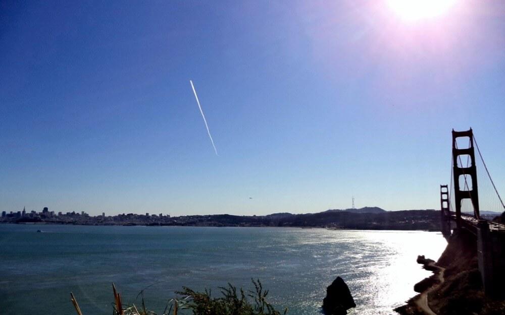 Rubem Porto Jr - San Francisco Bay. California, USA.