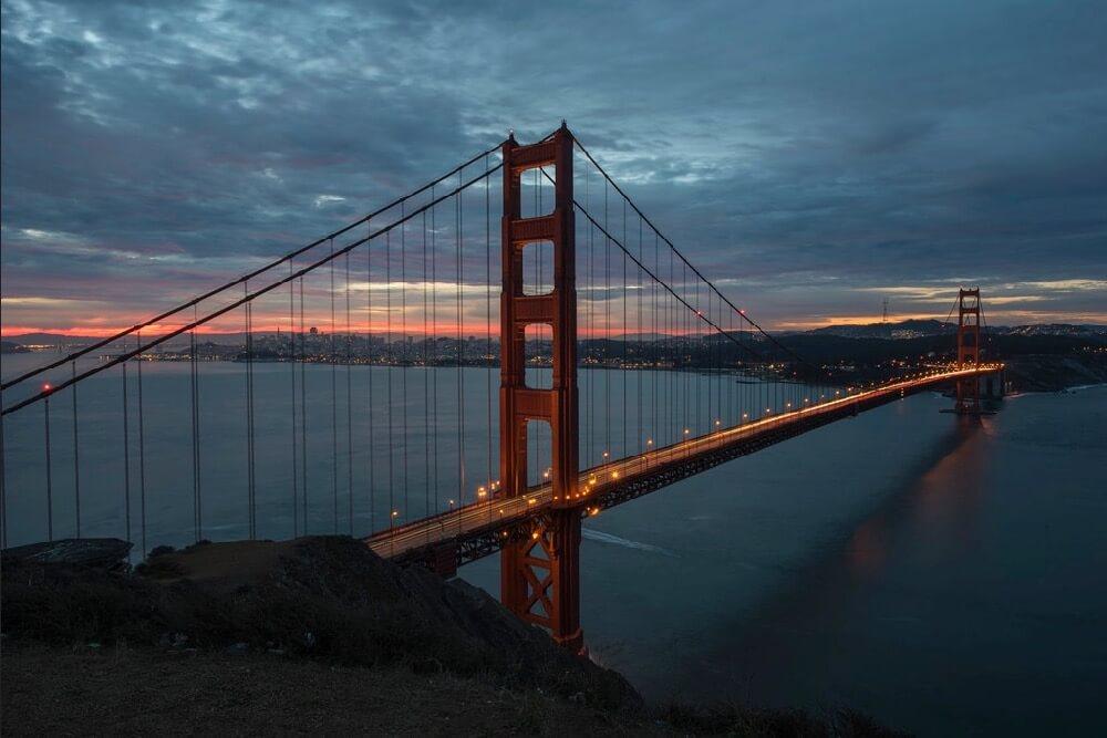 Ben Roffelsen - Morning in San Francisco.