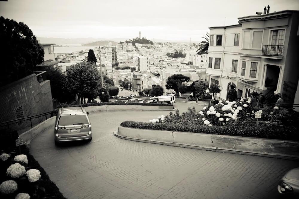 Sean Davis - Lombard Street