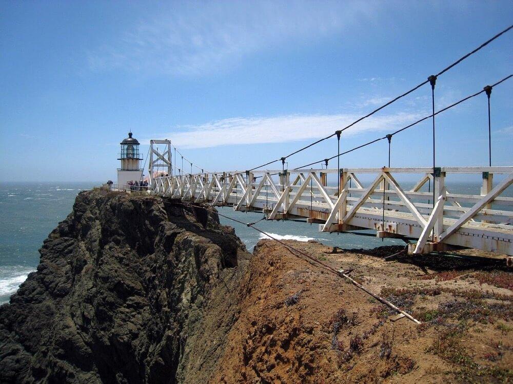 Meg Chang - Point Bonita Lighthouse