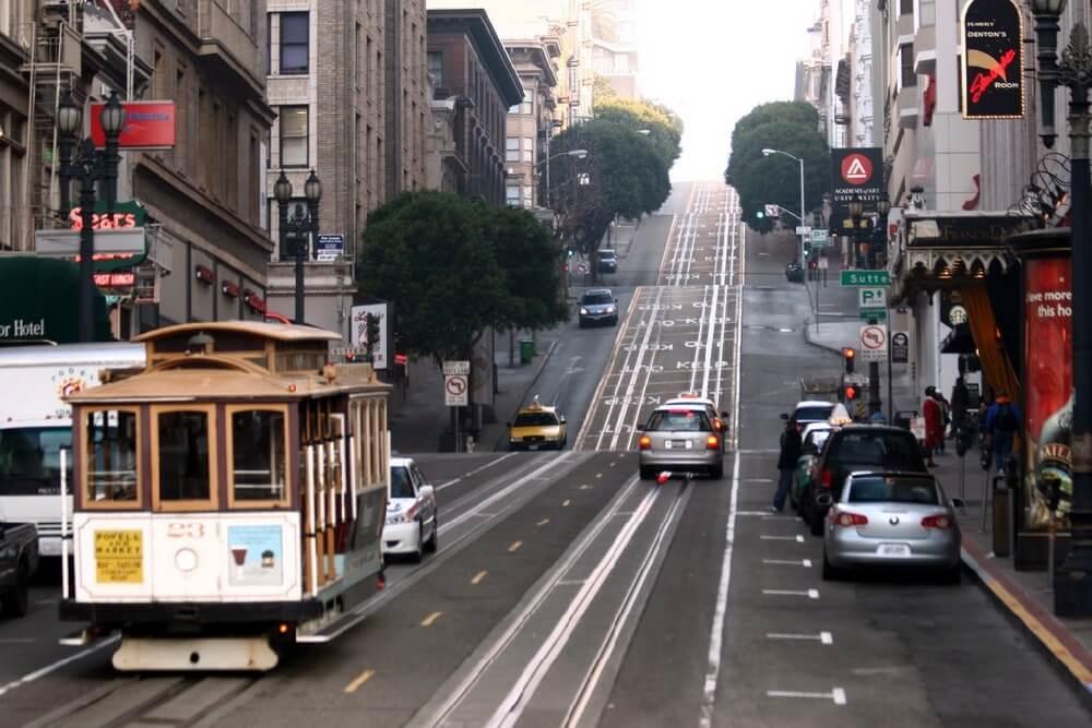 Prayitno - Street of San Francisco