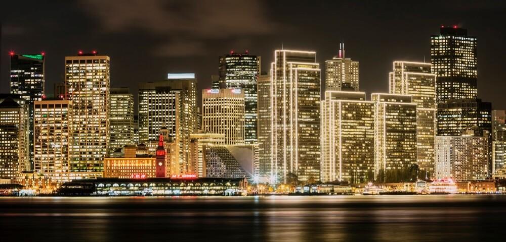 Rex Boggs - San Francisco Skyline