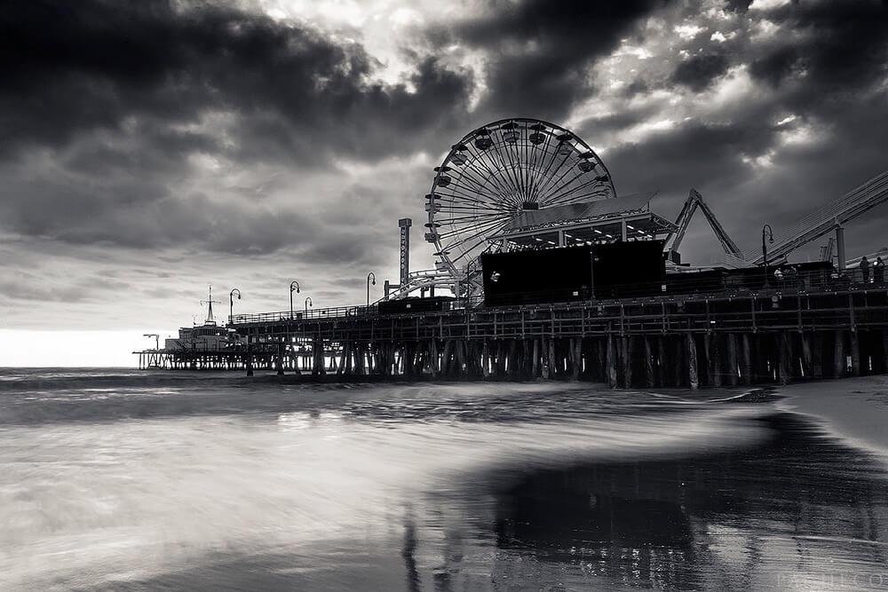 Pacheco - Santa Monica Pier - Santa Monica Ca