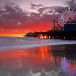 22 Delightful Santa Monica Pier Pictures