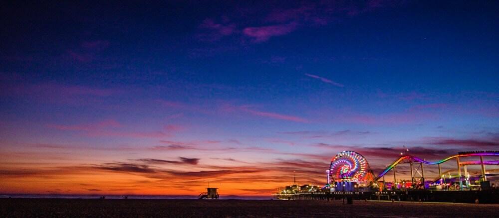 Marc Cooper - Santa Monica Pier
