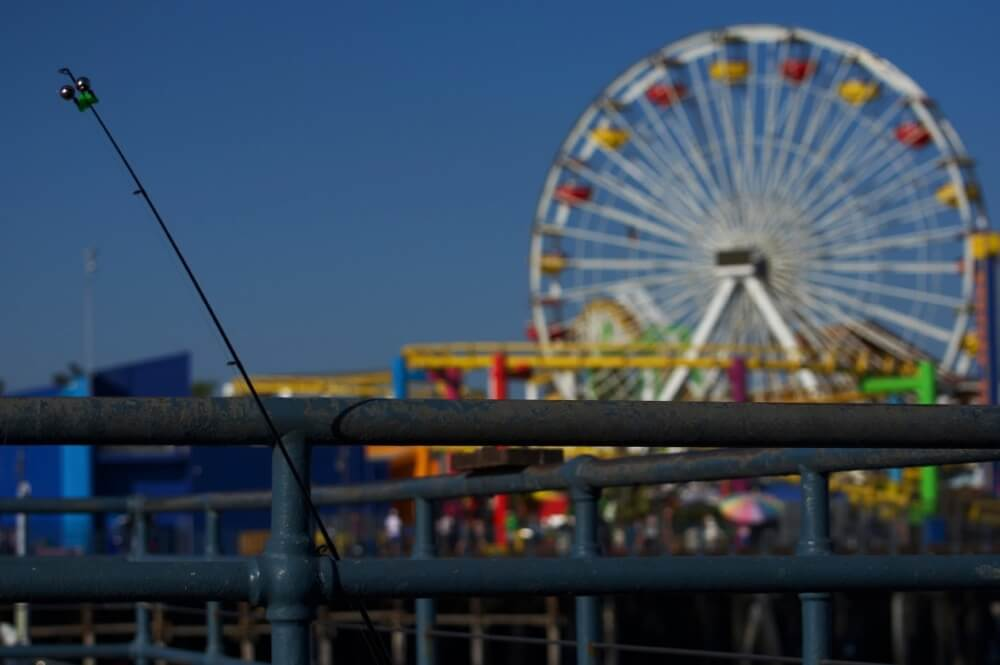 Maëlick - Santa Monica Pier