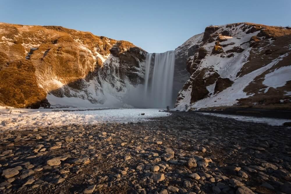 David Phan - Skógafoss waterfall (Iceland)