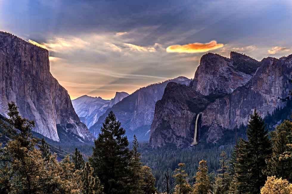 Ajay Goel - Yosemite splendour