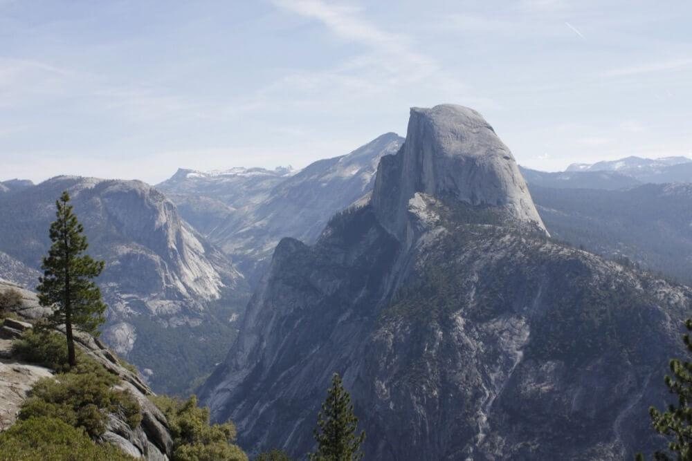 edward stojakovic - Yosemite Half Dome