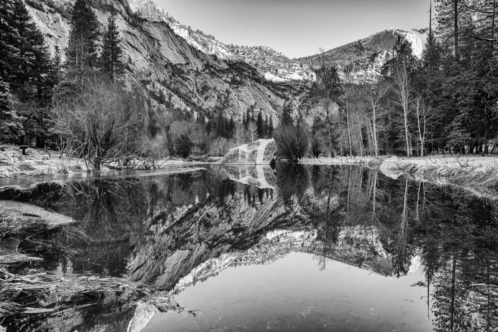 Stanislav Sedov - Mirror Lake, Yosemite