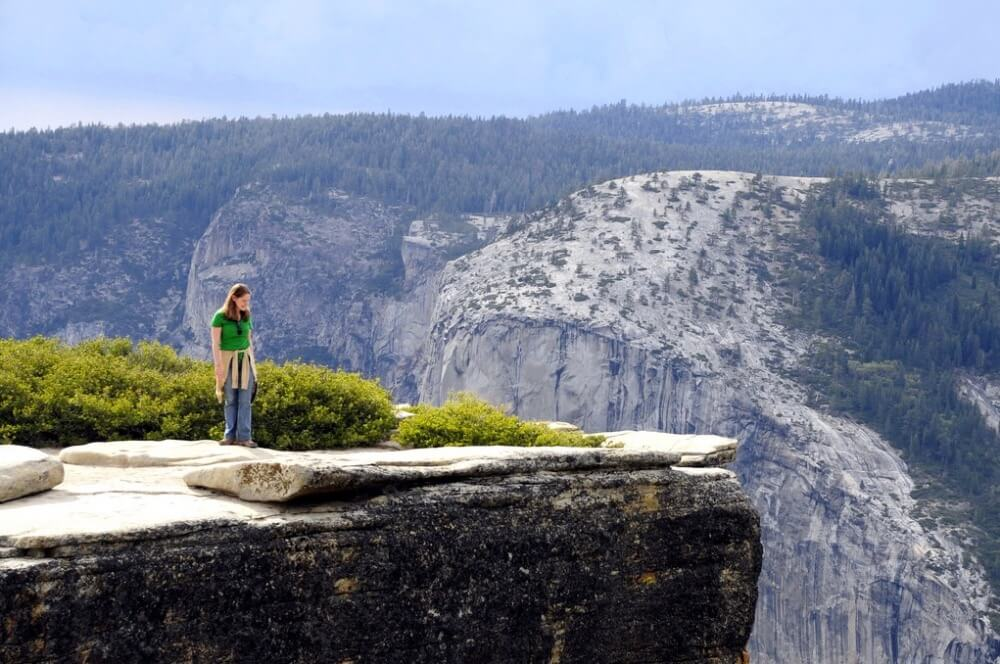 Ahmer Inam - Taft Point @ Yosemite