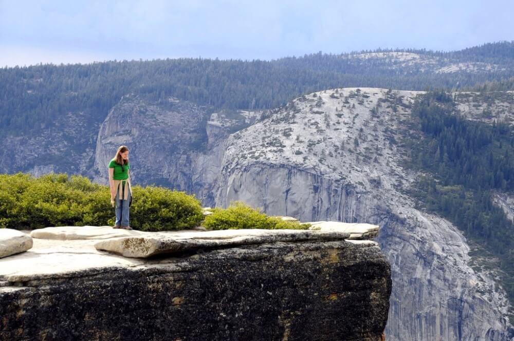 Ahmer Inam - Taft Point @ Yosemite