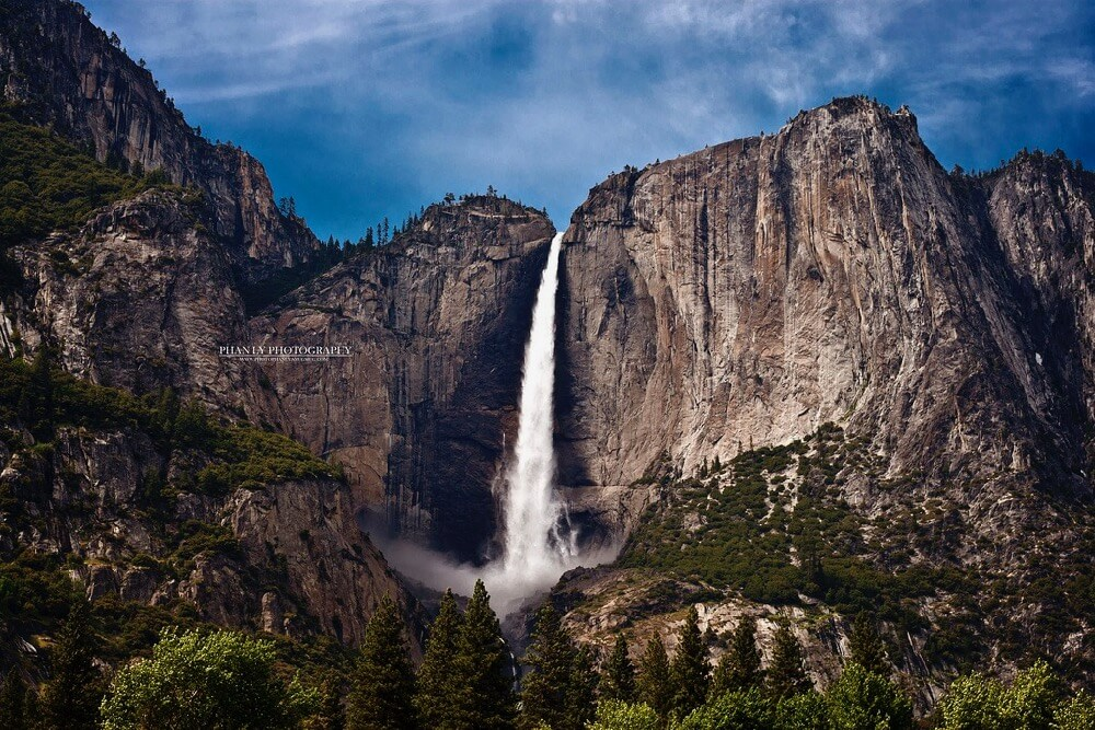 Phan Ly - Yosemite Waterfall