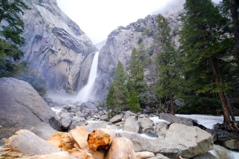 Roshan Vyas - Lower Yosemite Falls