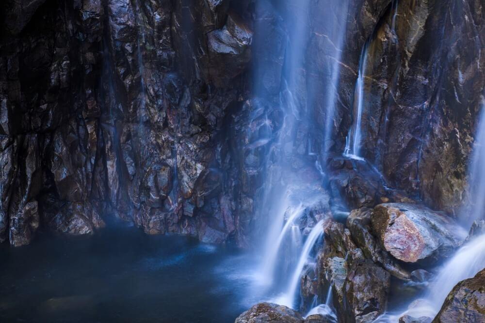 Nick Mealey - Bridalveil Falls, Yosemite National Park
