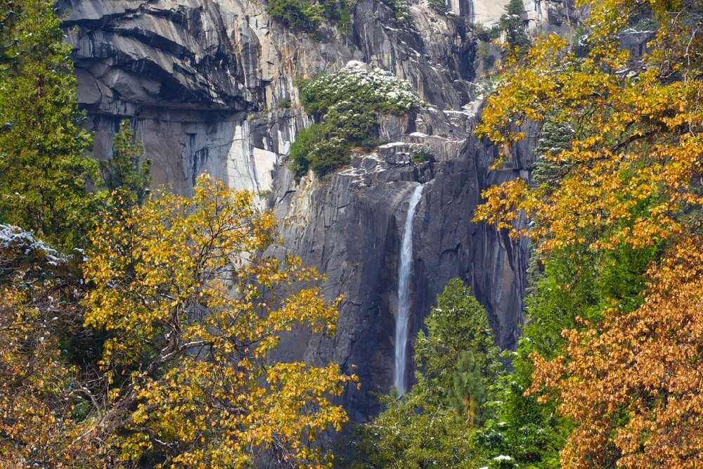 n4rwhals - Lower Yosemite Falls
