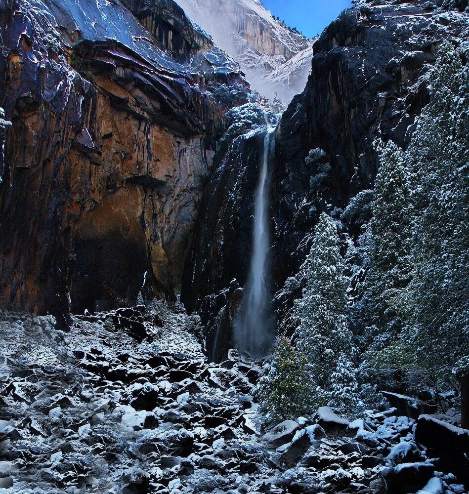 Rennett Stowe - Little Yosemite Fall