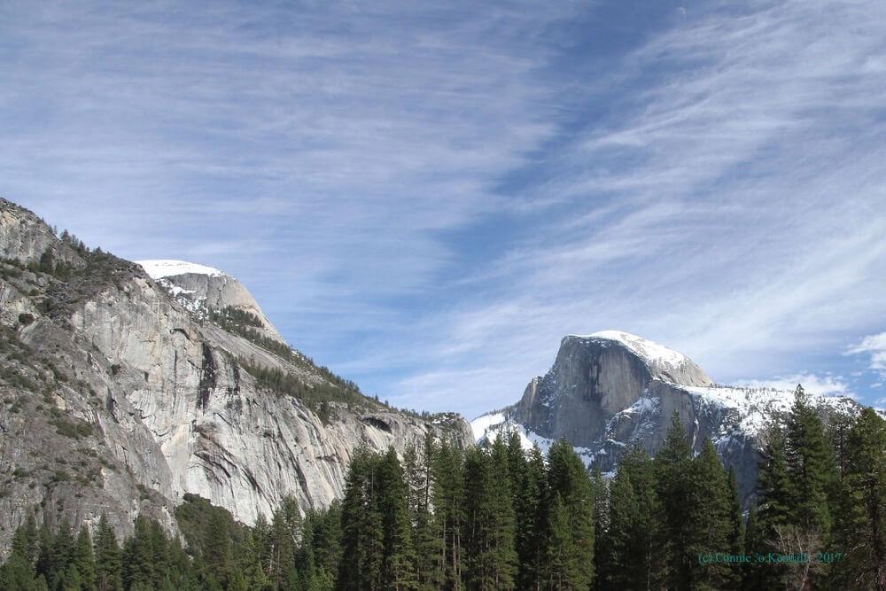 Connie Kendall - Yosemite