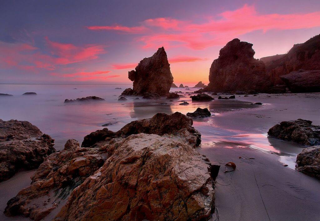 Pacheco - El Matador State Beach, Ca