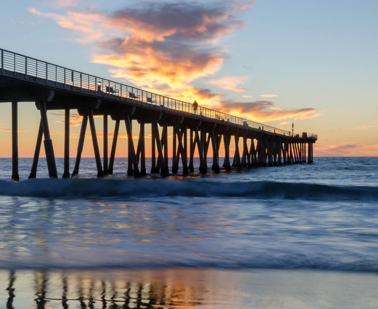 Keith Yahl - Hermosa Beach Pier