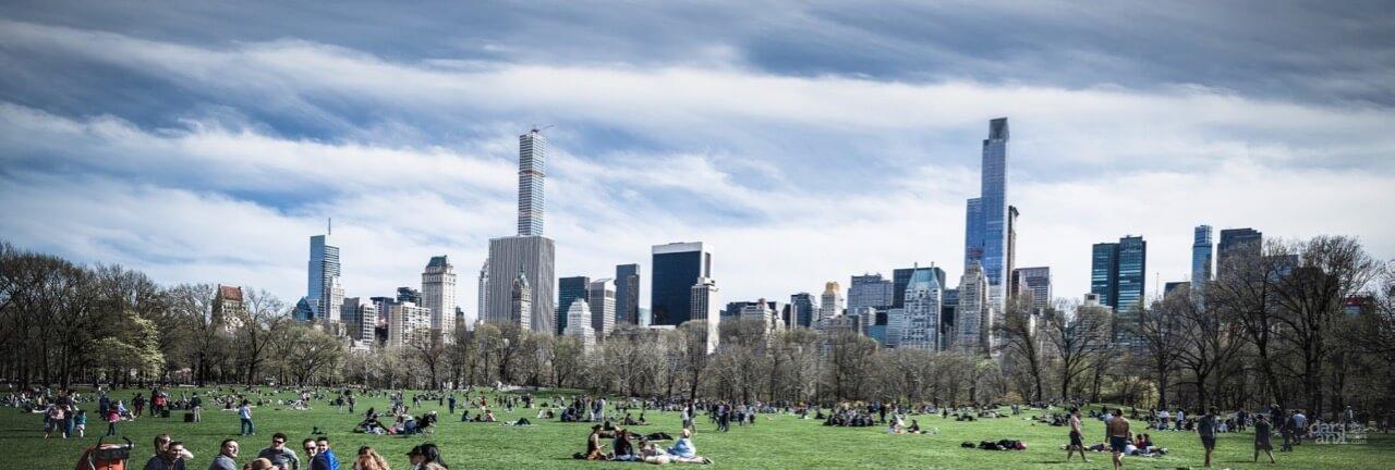 Daran Kandasamy - Central Park, New York City