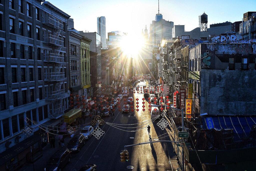 Wilson Rivera - Chinatown NYC