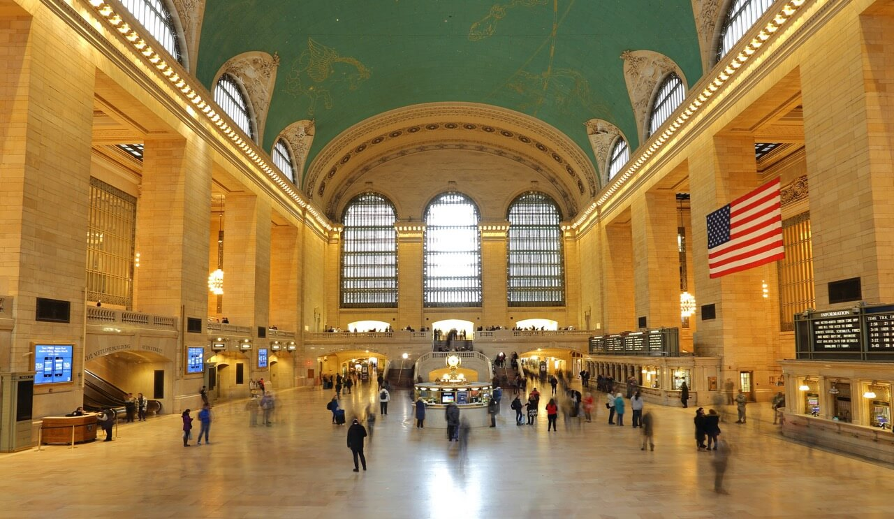Joe Hunt - Grand Central