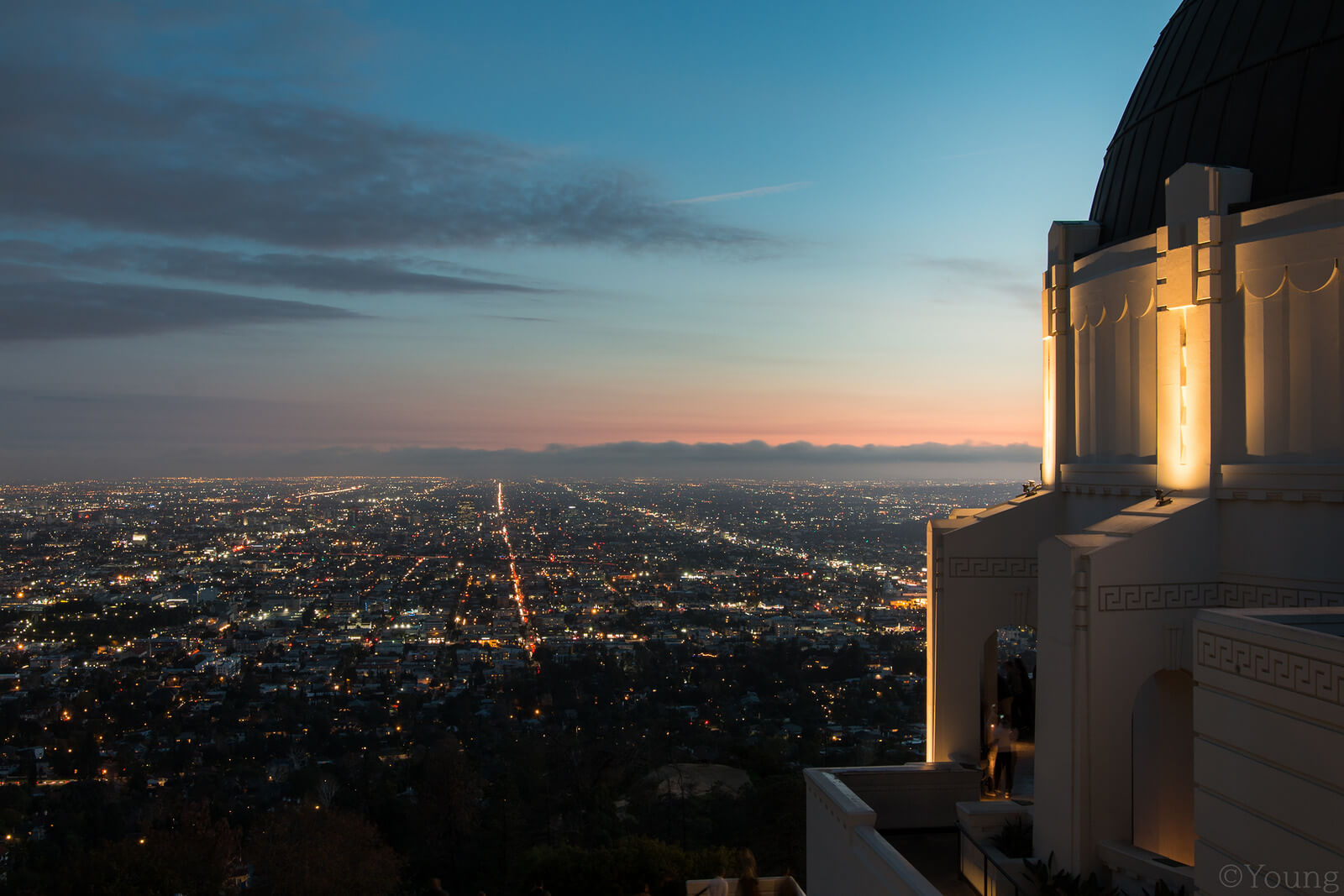 crispymen - Griffith Observatory