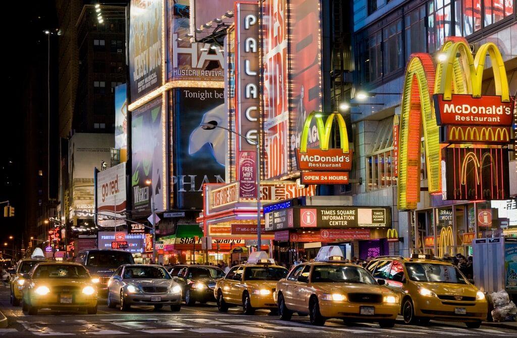 Franck Michel - Sparkling Times Square