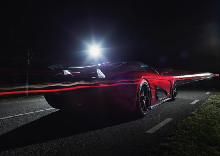 Hasselblad Teams Up With Supercar Manufacturer Koenigsegg to Celebrate Scandinavian Technology and Design