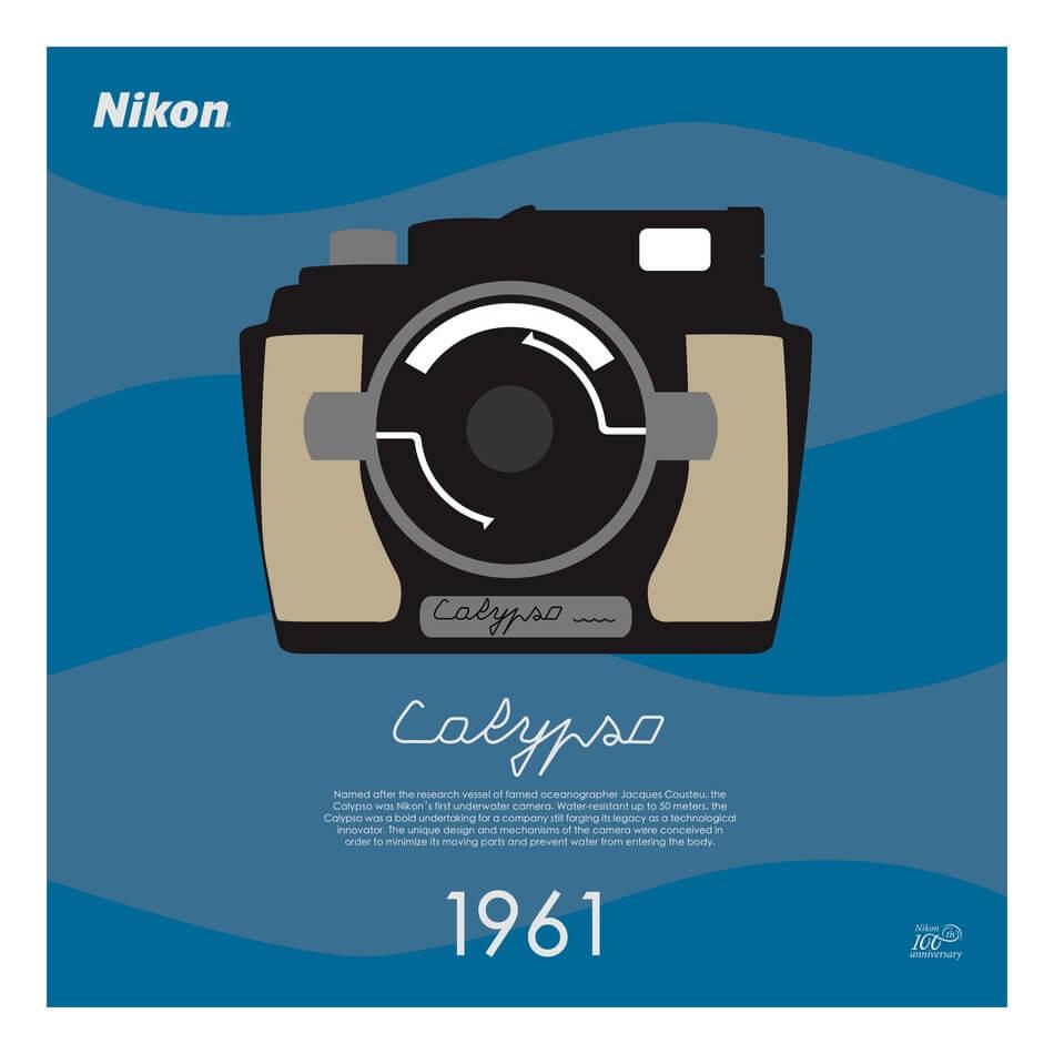Nikon Calypso