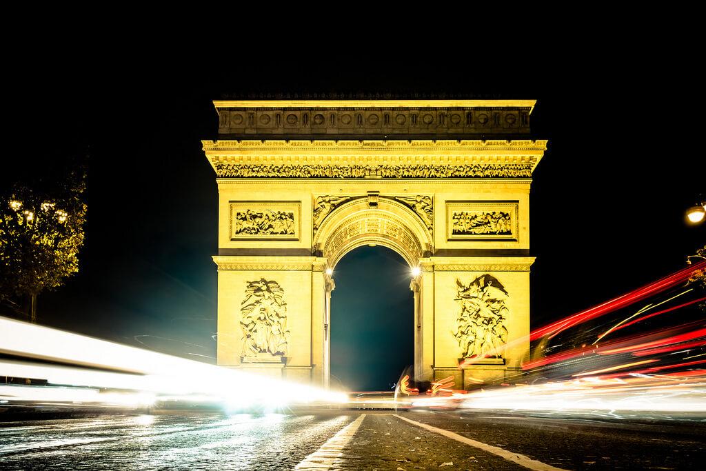 Maayan Windmuller - arc de triomphe