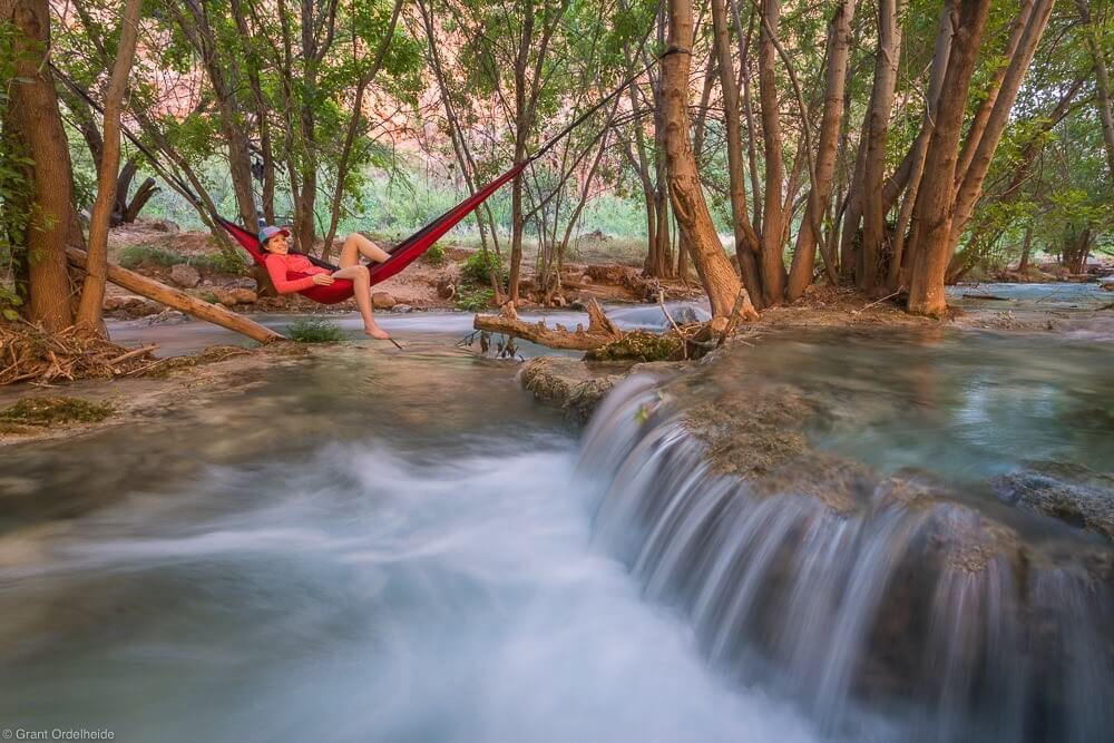 havasu falls hammock