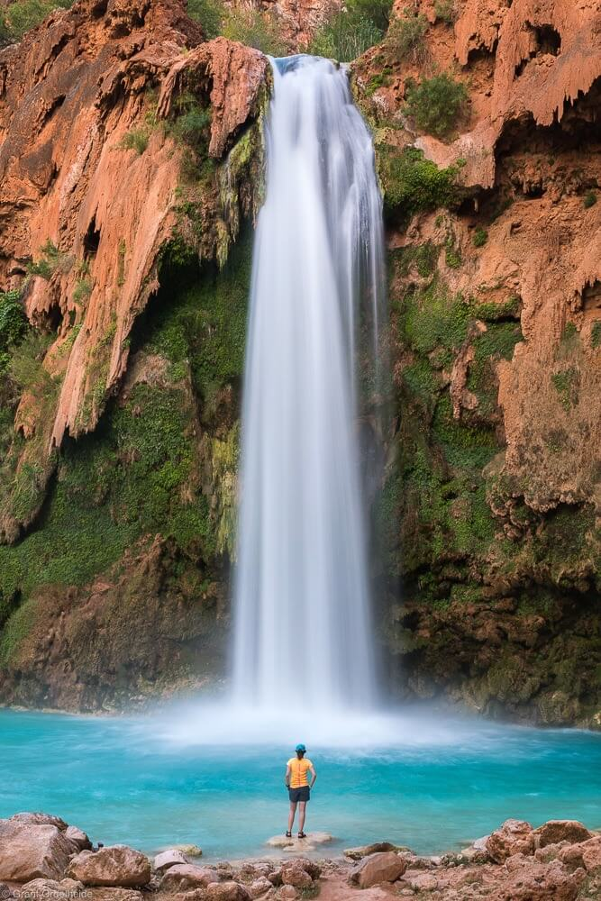 Havasu Falls Photos Grand Canyon Oasis In The Desert