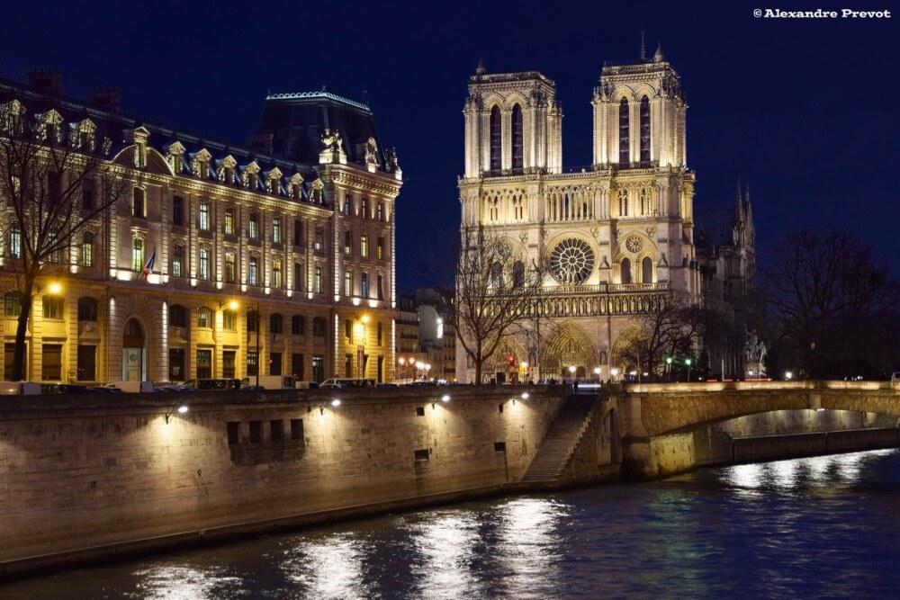 Alexandre Prévot - Cathédrale Notre-Dame de Paris