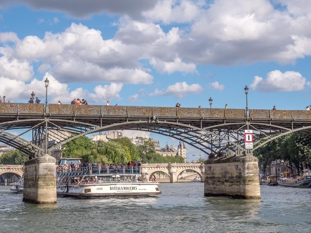 Edgardo W. Olivera - Pont des Arts