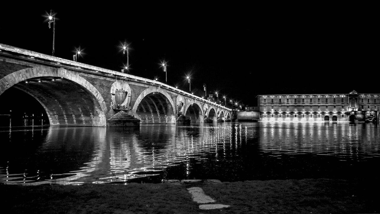 billknock - Toulouse Pont Neuf
