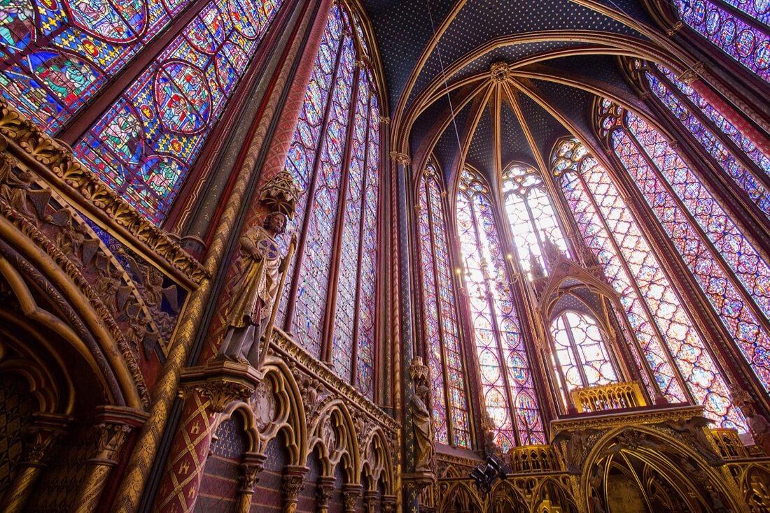 Atibordee Kongprepan - Sainte-Chapelle Paris