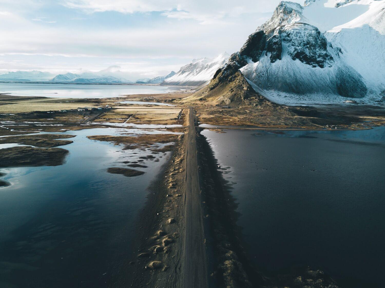 Michael Schauer - stokksnes iceland