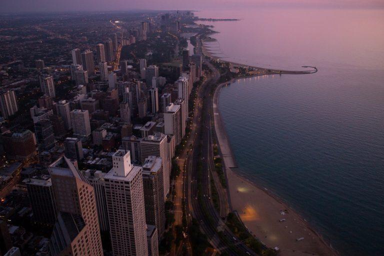 Roman Boed - Sunrise Chicago