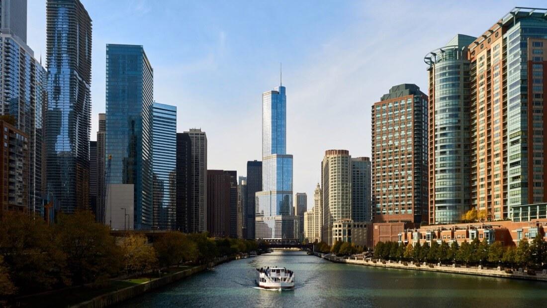 Dimitry Anikin - Chicago River