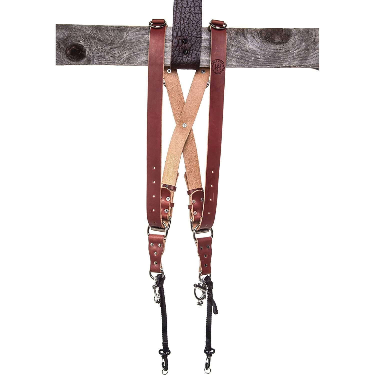 holdfast two-camera harness