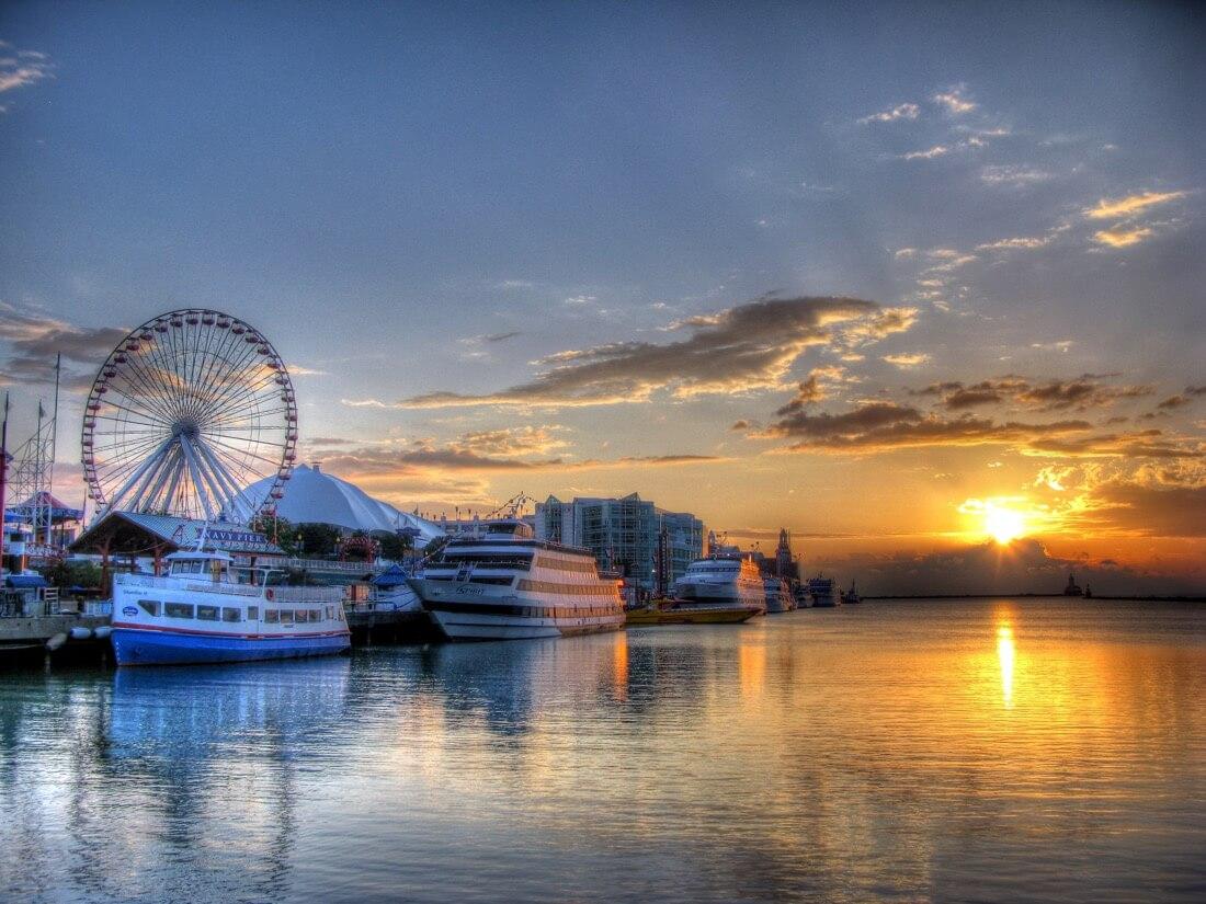 Robert Lowe - Navy Pier