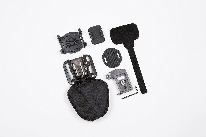 spider lightweight camera holster