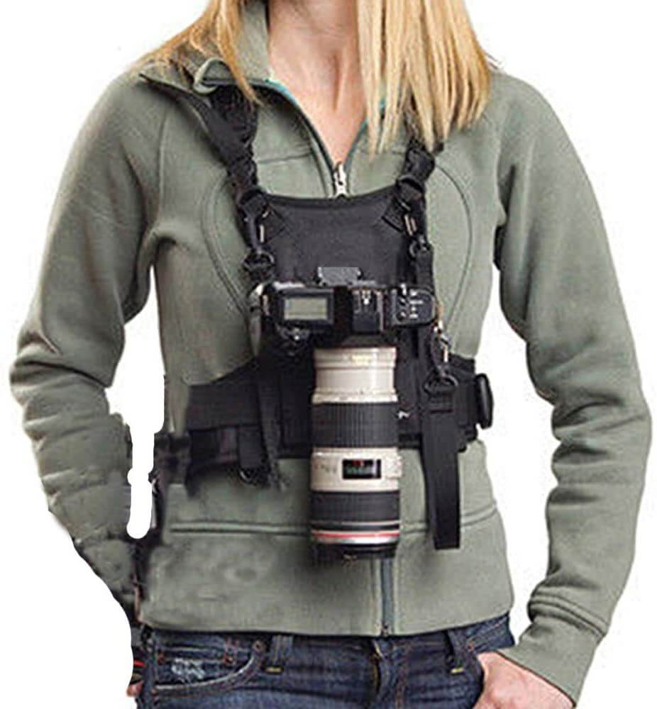 Nicama Camera Carrier Chest Harness Vest
