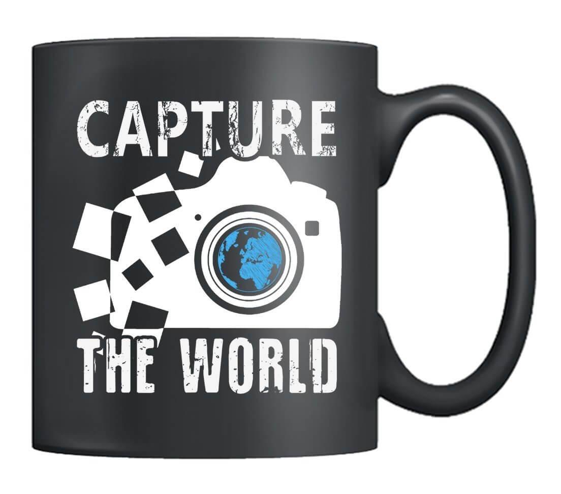 capture the world mug