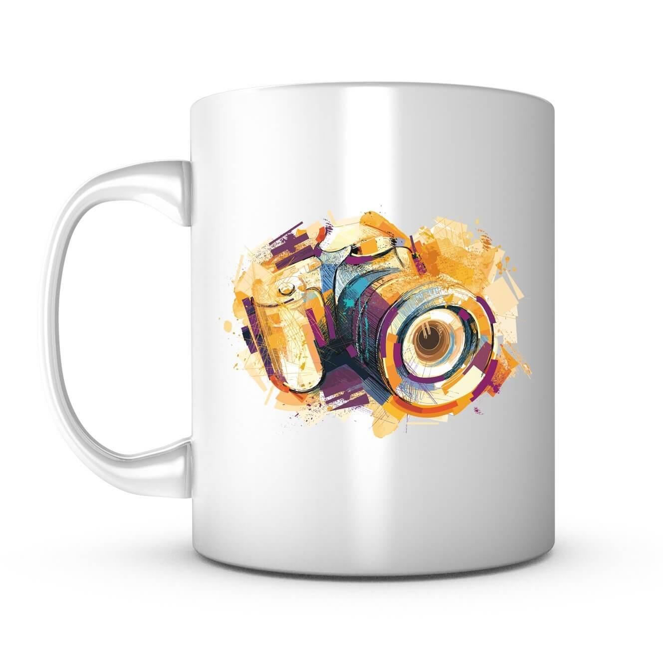 cool photography mug